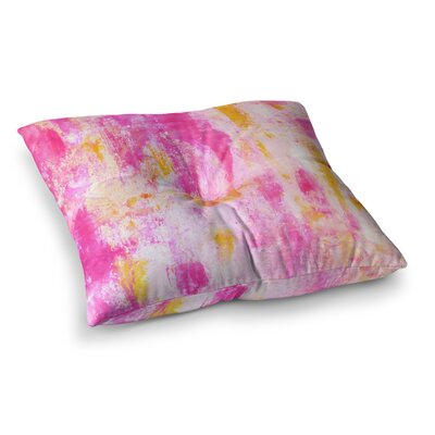 Fancy by CarolLynn Tice Floor Pillow Size: 23 x 23