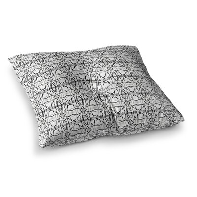 Mixed Together by Carollynn Tice Floor Pillow Size: 23 x 23