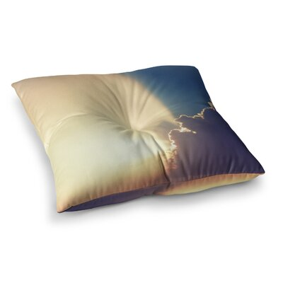 After the Storm by Cvetelina Todorova Floor Pillow Size: 23 x 23