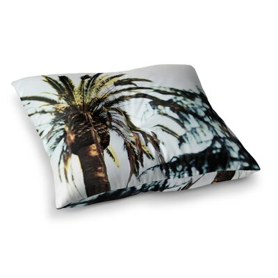 Tropico Nature Photography by Chelsea Victoria Floor Pillow Size: 23 x 23