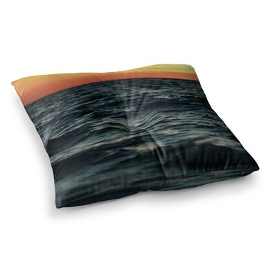 Laguna Nature by Chelsea Victoria Floor Pillow Size: 26 x 26