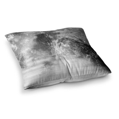 Ice by Chelsea Victoria Floor Pillow Size: 26 x 26