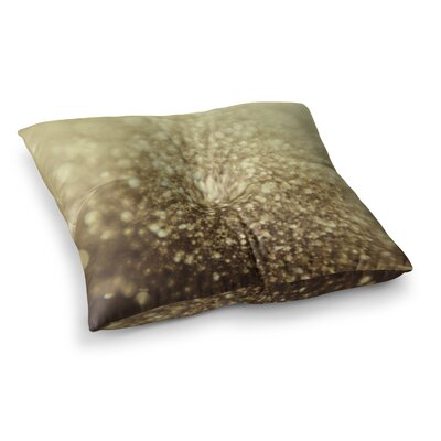 Glitterati Photography by Chelsea Victoria Floor Pillow Size: 23 x 23