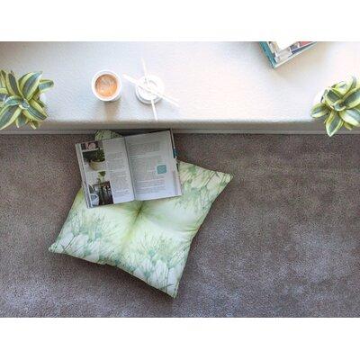Dandelion Dreams by Ginkelmier Floor Pillow Size: 26 x 26