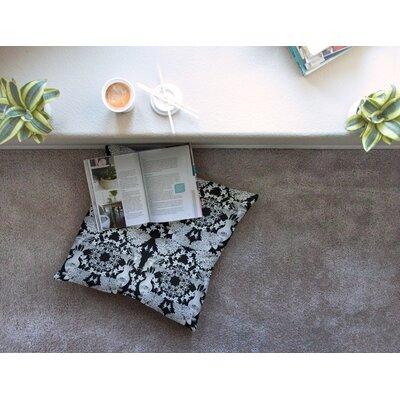 Versailles by DLKG Design Floor Pillow Size: 23 x 23