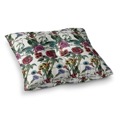 Margaret by DLKG Design Floor Pillow Size: 23 x 23