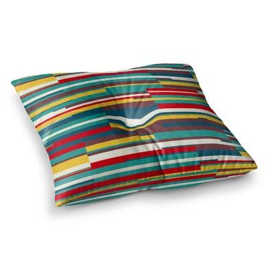 Blowmind by Danny Ivan Floor Pillow Size: 26 x 26