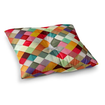 Pass This On by Danny Ivan Floor Pillow Size: 23