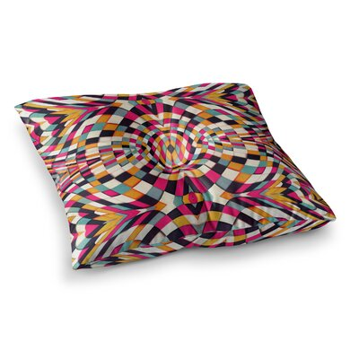 Rebel Ya by Danny Ivan Floor Pillow Size: 26