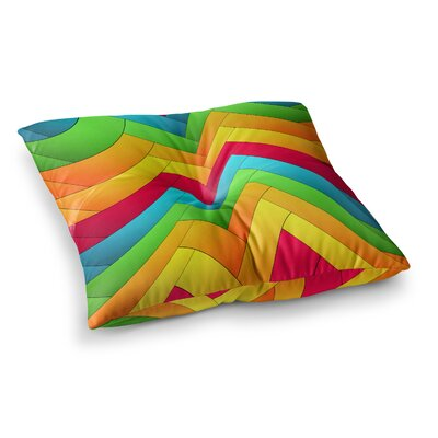Olympia by Danny Ivan Floor Pillow Size: 26