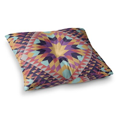 Ticky Ticky by Danny Ivan Floor Pillow Size: 23 x 23