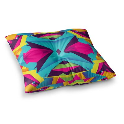 The Youth by Danny Ivan Floor Pillow Size: 26 x 26