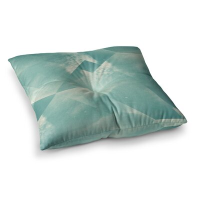 Wild Sky by Danny Ivan Floor Pillow Size: 26 x 26