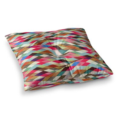 Adored Art Object by Danny Ivan Floor Pillow Size: 23 x 23
