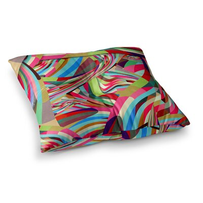 Fun by Danny Ivan Floor Pillow Size: 26 x 26