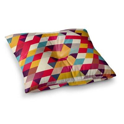 Kyoto by Danny Ivan Floor Pillow Size: 26 x 26