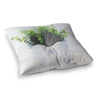Plant by Danny Ivan Floor Pillow Size: 26 x 26