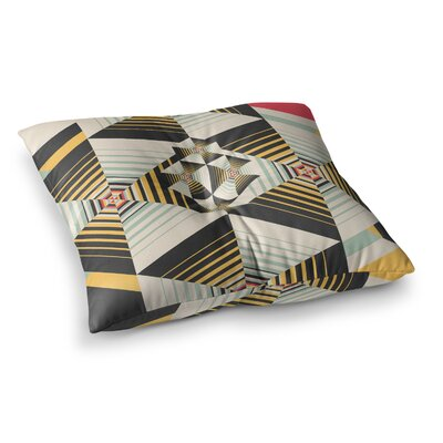 La Plus by Danny Ivan Floor Pillow Size: 23 x 23