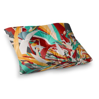 Lafaye by Danny Ivan Floor Pillow Size: 26 x 26