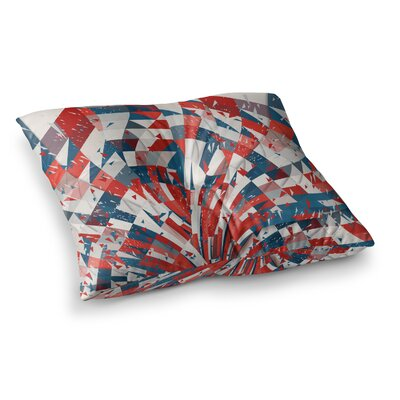 Feel Again by Danny Ivan Floor Pillow Size: 23 x 23