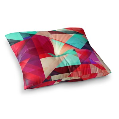 Still New by Danny Ivan Floor Pillow Size: 23 x 23