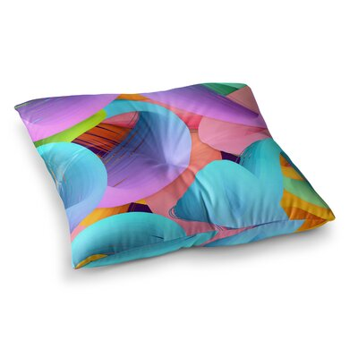 Funny by Danny Ivan Floor Pillow Size: 26 x 26