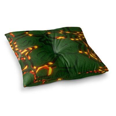 Reasons Digital by Danny Ivan Floor Pillow Size: 26 x 26