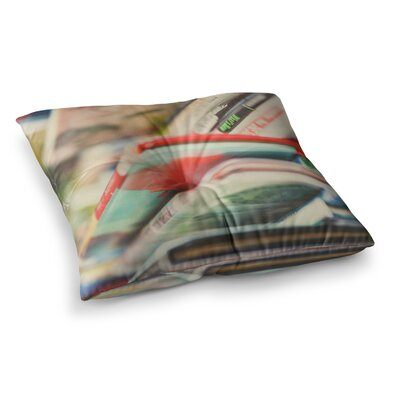 Read More by Debbra Obertanec Floor Pillow Size: 23 x 23