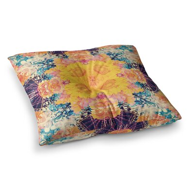 Unbenannt by Danii Pollehn Floor Pillow Size: 26 x 26