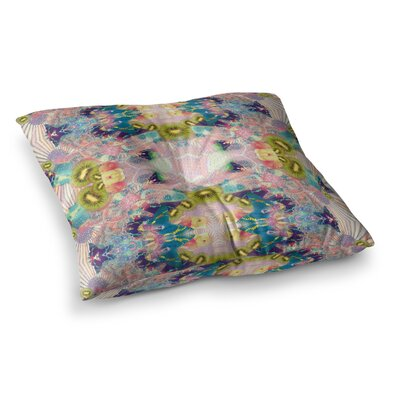 LSD by Danii Pollehn Floor Pillow Size: 23 x 23