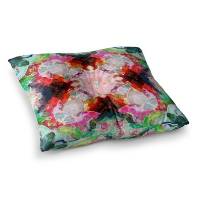 Achat I by Danii Pollehn Floor Pillow Size: 26 x 26
