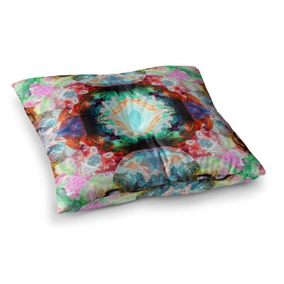 Achat II by Danii Pollehn Floor Pillow Size: 26 x 26