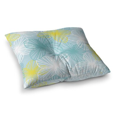 Sunshine by Emine Ortega Floor Pillow Size: 23 x 23