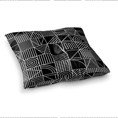 Whack by Fimbis Floor Pillow Size: 26 x 26
