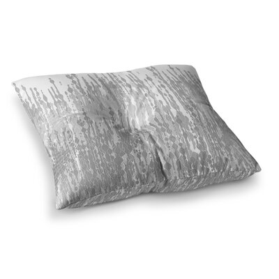 Drops by Frederic Levy-Hadida Floor Pillow Size: 26 x 26