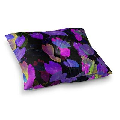 Fluo Jungle by Fernanda Sternieri Floor Pillow Size: 26 x 26