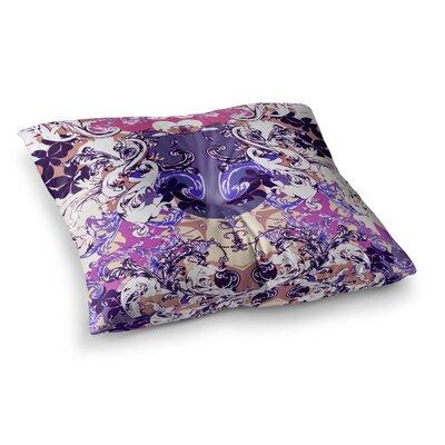 Barroque in Love by Fernanda Sternieri Floor Pillow Size: 26 x 26