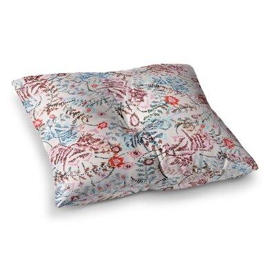 African Romance by Fernanda Sternieri Floor Pillow Size: 26 x 26