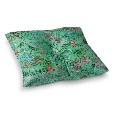African Romance by Fernanda Sternieri Floor Pillow Size: 23 x 23