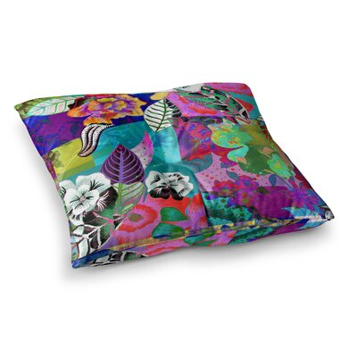 Chita by Fernanda Sternieri Floor Pillow Size: 23 x 23