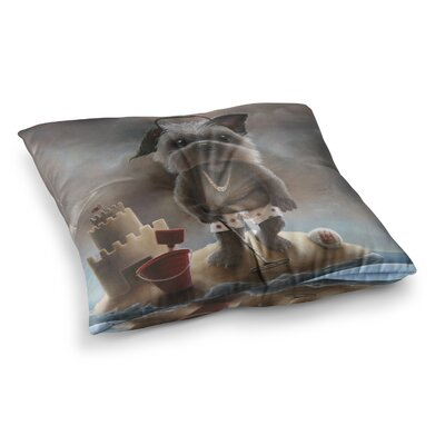 Grover by Graham Curran Floor Pillow Size: 26 x 26