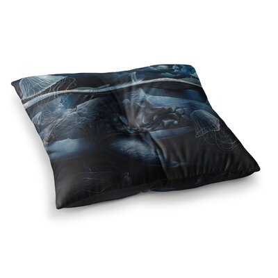 Invictus by Graham Curran Floor Pillow Size: 23 x 23