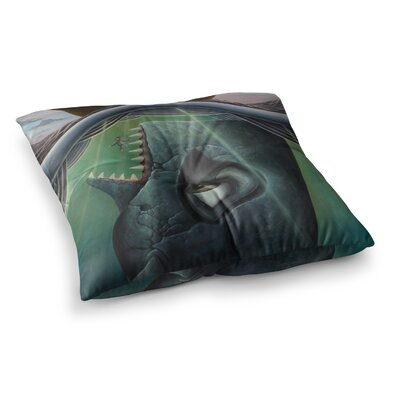 Jonah by Graham Curran Floor Pillow Size: 26 x 26