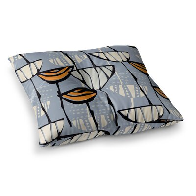 Eden by Gill Eggleston Floor Pillow Size: 23 x 23