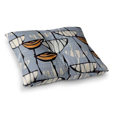Eden by Gill Eggleston Floor Pillow Size: 26 x 26
