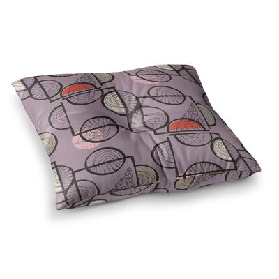Emmanuel by Gill Eggleston Floor Pillow Size: 23 x 23