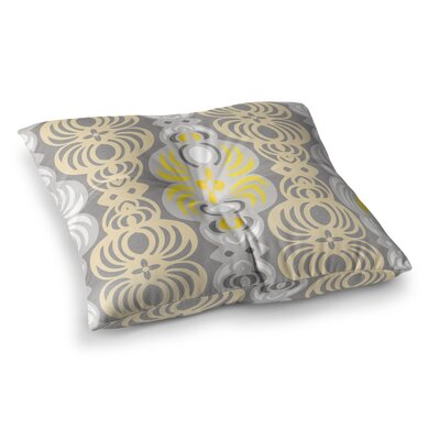 Chalene by Gill Eggleston Floor Pillow Size: 26 x 26