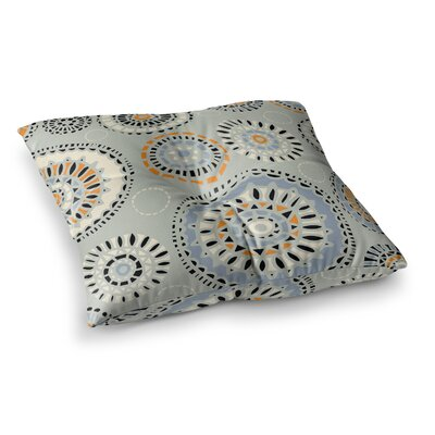 Eastern Promise by Gill Eggleston Floor Pillow Size: 23 x 23