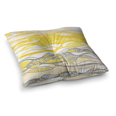 Kalahari by Gill Eggleston Floor Pillow Size: 23 x 23