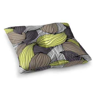 Wild Brush by Gabriela Fuente Floor Pillow Size: 26 x 26